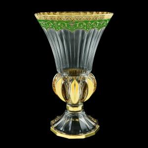 Adagio VVA AEGG Vase 35cm, 1pc in Flora´s Empire Golden Green Decor (24-535)