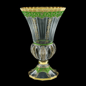 Adagio VVA AEGG H Vase 35cm, 1pc in Flora´s Empire Golden Green Decor+H (24-535/H)