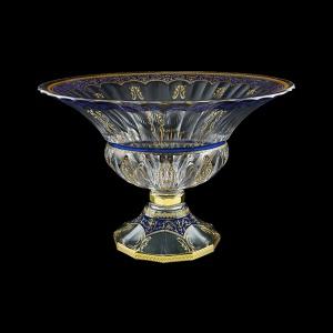 Adagio MVA AEGC H Bowl, 35x25cm, 1pc in Flora´s Empire Golden Blue Decor+H (23-536/H)