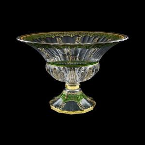 Adagio MVA AEGG H Bowl, 35x25cm, 1pc in Flora´s Empire Golden Green Decor+H (24-536/H)