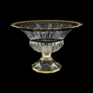 Adagio MVA AEGB H Bowl, 35x25cm, 1pc in Flora´s Empire Golden Black Decor+H (26-536/H)
