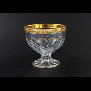 Trix MM TEGC Small Bowl d10cm 1pc in Flora´s Empire Golden Blue Decor (23-533)