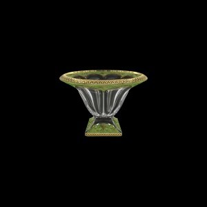 Panel MM PEGG CH Small Bowl 20,5cm 1pc in Flora´s Empire Golden Green Decor (24-349)