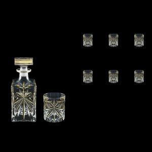 Oasis Set WD+B2 OCG KCR 850+6x315ml, 1+6pcs in Half Star Gold+KCR (1296/1293/KCR)