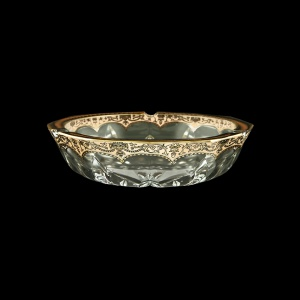 Opera PO OEGI Ashtray d17,5cm 1pc in Flora´s Empire Golden Ivory Decor (25-539)