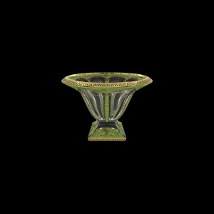 Panel MM PEGG B Small Bowl 20,5cm 1pc in Flora´s Empire Golden Green Decor (24-612)