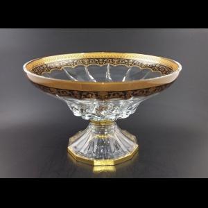 Trix MOA TEGB Large Bowl d30,5 cm 1pc in Flora´s Empire Golden Black Decor (26-572)