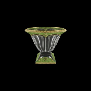 Panel MM PEGG CH Small Bowl 22,5cm 1pc in Flora´s Empire Golden Green Decor (24-350)