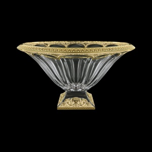 Panel MV PEGI CH Large Bowl 37,5cm 1pc in Flora´s Empire Golden Ivory Decor (25-352)