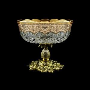 Opera MVZ OEGI Large Bowl d23cm 1pc in Flora´s Empire Golden Ivory Decor (25-532/JJ02)