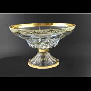 Trix MOA TMGB Large Bowl d30,5 cm 1pc in Lilit Golden Black Decor (31-170)