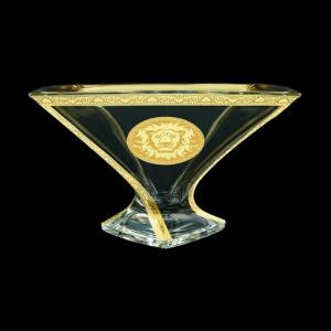 Bohemia Quadro MV QOGC Bowl d32,5cm 1pc in Romance&Leo Golden Classic Decor (43-469)