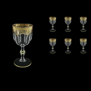 Provenza C3 PELK Wine Glasses 170ml 6pcs in Flora´s Empire G. Crystal Light (20-522/L)