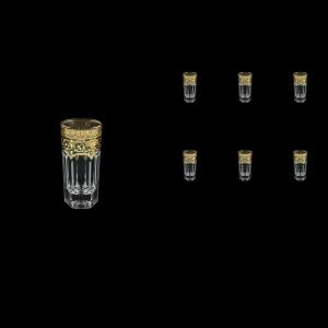 Provenza B5 PELK Liqueur Tumblers 50ml 6pcs in Flora´s Empire G. Crystal Light (20-520/L)