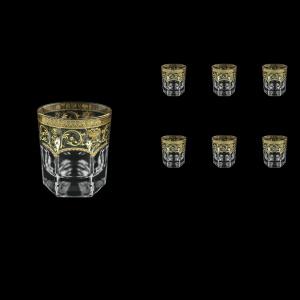 Provenza B2 PELK Whisky Glasses 280ml 6pcs in Flora´s Empire G. Crystal Light (20-527/L)