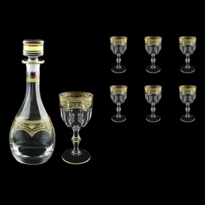 Provenza Set RD+C2 PELK 900ml+6x230ml, in Flora´s Empire G. Crystal Light (20-529/523/L)