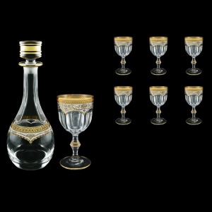 Provenza Set RD+C2 PEGW 900ml+6x230ml, in Flora´s Empire Gold. White D. (21-529/523)