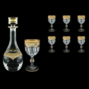 Provenza Set RD+C2 PEGI 900ml+6x230ml, in Flora´s Empire Gold. Ivory D. (25-529/523)