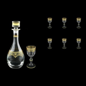 Provenza Set RD+C5 PELK 900ml+6x50ml in Flora´s Empire Gold. Crystal Light (20-529/521/L)