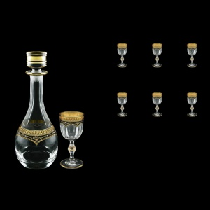 Provenza Set RD+C5 PEGB 900ml+6x50ml in Flora´s Empire Gold. Black D. (26-529/521)
