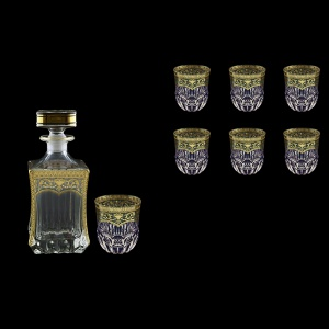 Adagio Set WD+B2 AELK 820ml+6x350ml in Flora´s Empire Golden Crystal Light (20-598/595/L)