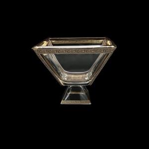 Ducale MVD DMGB Large Bowl w/F 26x26cm 1pc in Lilit Golden Black Decor (31-680)