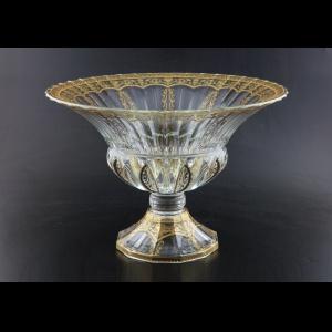 Adagio MVA AELK H Bowl, 35x25cm, 1pc in Fl. Empire G. Crystal Light+H (20-536/H/L)