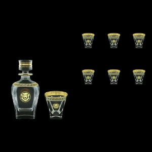 Fusion Set WD+B2 FLGB 800ml +6x270ml 1+6pcs in Antique&Leo Golden Black (42-435/397)