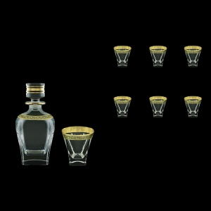 Fusion Set WD+B2 FMGB 800ml +6x270ml 1+6pcs in Lilit Golden Black (31-435/397)