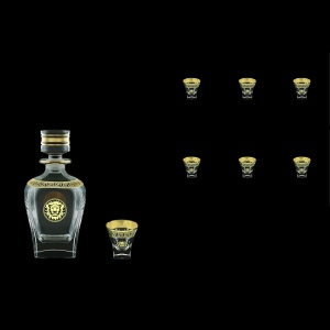 Fusion Set WD+B5 FLGB 800ml+6x65ml 1+6pcs in Antique&Leo Golden Black (42-435/396)