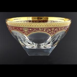 Fusion MV FEGR Large Bowl 13x24,5cm 1pc in Flora´s Empire Golden Red Decor (22-576)