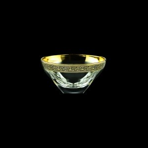 Fusion MM FMGB CH Small Bowl d13cm 1pc in Lilit Golden Black Decor (31-356)