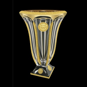 Panel VV POGC B Vase 33cm 1pc in Romance&Leo Golden Classic Decor (43-325)