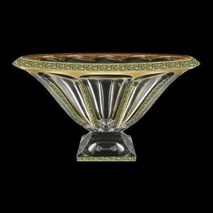 Panel MV PMGB B Large Bowl 37,5cm 1pc in Lilit Golden Black Decor (31-336)