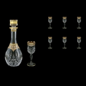 Opera Set RD+C5 OEGI Set 1x500ml+6x60ml 1+6pcs in Flora´s Empire Gold. Ivory D. (25-187)