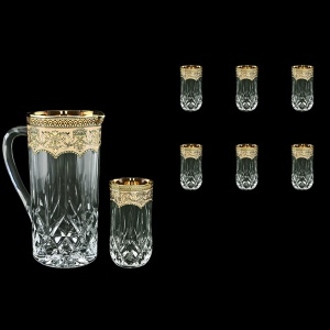 Opera Set J+B9 OEGI 1200ml+6x240ml in Flora´s Empire Golden Ivory Decor (25-660/658)