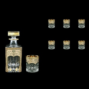 Opera Set WD+B3 OEGI 750ml+6x210ml in Flora´s Empire Golden Ivory Decor (25-661/656)
