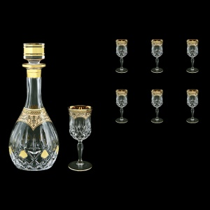 Opera Set RD+C4 OEGI 900ml+6x120ml in Flora´s Empire Golden Ivory Decor (25-662/652)