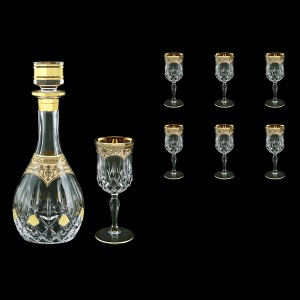 Opera Set RD+C3 OEGW 900ml+6x160ml in Flora´s Empire Golden Ivory Decor (25-662/653)