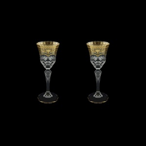 Adagio C5 AELK Liqueur Glasses 80ml 2pcs in Flora´s Empire G. Crystal Light (20-590/2/L)