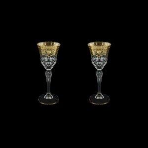 Adagio C5 AELK Liqueur Glasses 80ml 2pcs in Flora´s Empire G. Crystal Light (20-590/2/L)