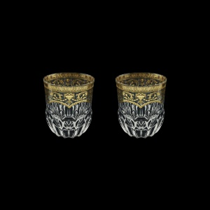 Adagio B2 AELK Whisky Glasses 350ml 2pcs in Flora´s Empire G. Crystal Light (20-595/2/L)