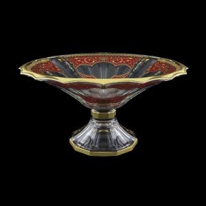 Doge MOA DELR H Large Bowl d34cm 1pc in Flora´s Empire Golden Red Light D.+H (22-704/H/L)