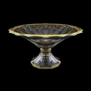 Doge MOA DELB H Large Bowl d34cm 1pc in Flora´s Empire Gold. Black Light D.+H (26-704/H/L)