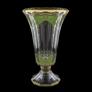 Doge VVA DELG H Large Vase 40cm 1pc in Flora´s Empire Golden Green Light D.+H (24-703/H/L)