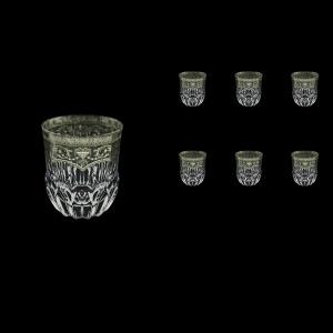 Adagio B2 AESK Whisky Glasses 350ml 6pcs in Flora´s Empire Pl. Crystal Light (20-1/595/L)