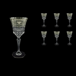 Adagio C2 AESK Wine Glasses 280ml 6pcs in Flora´s Empire Pl. Crystal Light (20-1/593/L)
