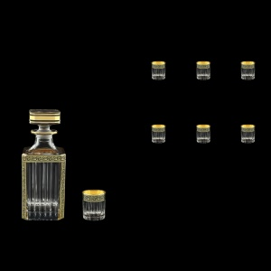 Timeless Set WD+B5 TMGB Whisky Set 750ml+6x78ml in Lilit G. Black D. (31-280/286)