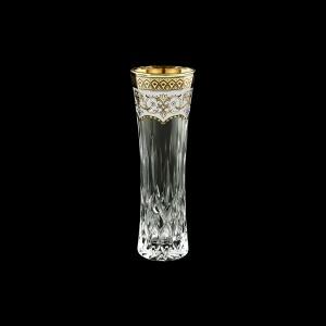 Opera VM OEGW Small Vase 19cm 1pc in Flora´s Empire Golden White Decor (21-264)