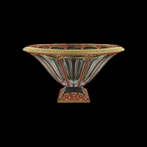 Panel MV PEGR B Large Bowl 37,5cm 1pc in Flora´s Empire Golden Red Decor (22-664)